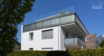 Stabgeländer Balkon